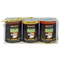 disney mickey's really swell hot cocoa 3 pack 3 flavors gift set new sealed