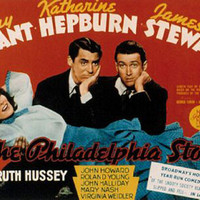 The Philadelphia Story Vintage Movie Poster