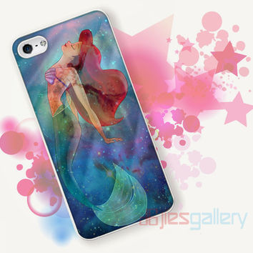 Beautiful Mermaid for iPhone 4/4S, iPhone 5/5S, iPhone 5C, iPhone 6 Case - Samsung S3, Samsung S4, Samsung S5 Case