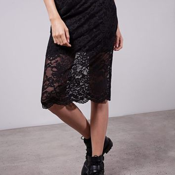 Tube skirt - TUBE - WOMAN | Stradivarius United Kingdom