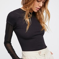 Free People Waiting For You Top