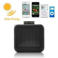 Solar Battery Charger for iPhone, iPod, Android Phone and USB Devices