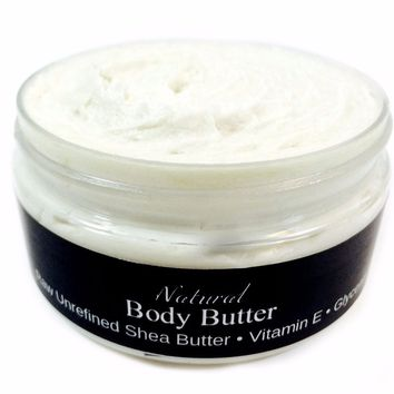 Body Butter- 2OZ 4OZ 8OZ