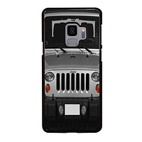 JEEP Samsung Galaxy S3 S4 S5 S6 S7 Edge S8 S9 Plus, Note 3 4 5 8
