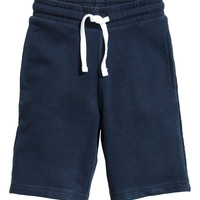 H&M - Sweatpant Shorts