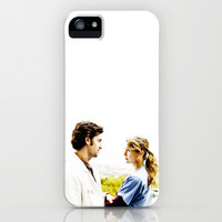 Greys Anatomy: I'm Sorry. iPhone & iPod Case by drmedusagrey
