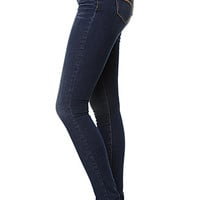 Bullhead Denim Co Gryphin Dark Skinniest Jeans at PacSun.com