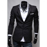 Pocket Design Long Sleeve Blazer