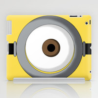 Minion iPad Case by Bearded Manatee