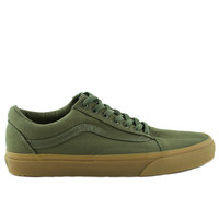 Vans Old Skool (Canvas Gum) Ivy Green