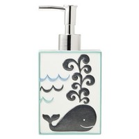 Whale Watch Lotion Pump
