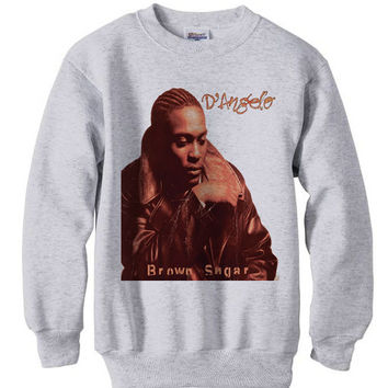D'Angelo Brown Sugar sweatshirt - Ash Grey