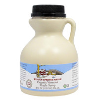 Organic Vermont Maple Syrup by Hidden Springs Maple 8 oz