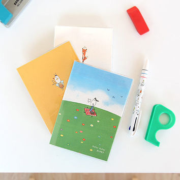 Livework todac toac diary scheduler with clear cover