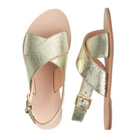 crewcuts Girls Cyprus Sandals