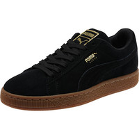 Suede Classic Gold Women's Sneakers, buy it @ www.puma.com