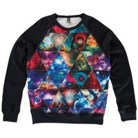 Imaginary Foundation Equilateral Raglan Crew Sweatshirt - Men's at CCS