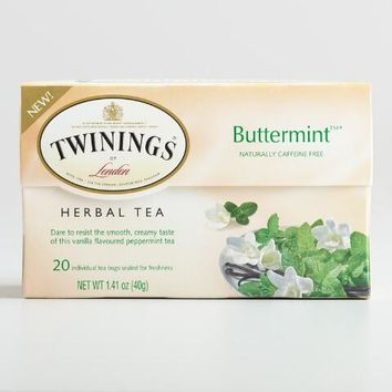 Twinings Buttermint Tea Set of 6