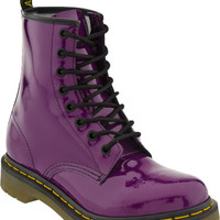 Dr. Martens 1460 W 8-Eye Boot Patent