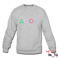 Gamer crewneck sweatshirt