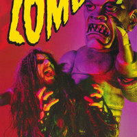 POSTER : MUSIC : ROB ZOMBIE    -  FREE SHIPPING !   #7526 RW13 K