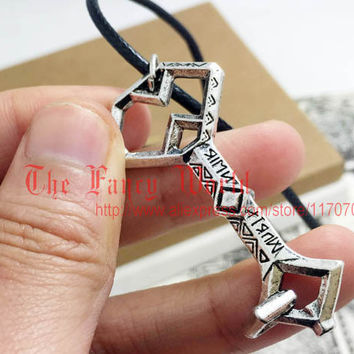 Hobbit Thorin Oakenshield's Key chain the key of Lonely Mountain The Lord of The Rings LOTR fashion jewelry men ring