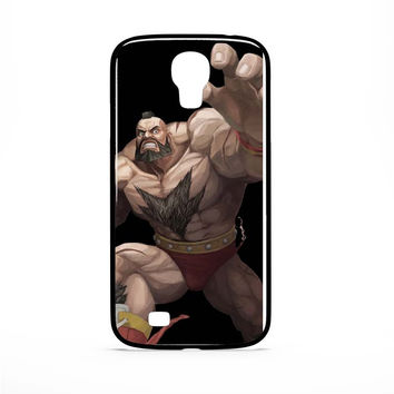 Zangief Samsung Galaxy S4 Case