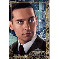 The Great Gatsby 3D 27x40 Movie Poster (2013)