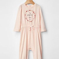 Gap Baby Graphic Cinched One Piece