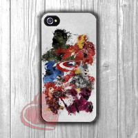 The Avenger Winter Soldier Watercolor -mt for iPhone 6s | iPhone 5s | iPhone 6 | iPhone 4S | Samsung S6 Edge