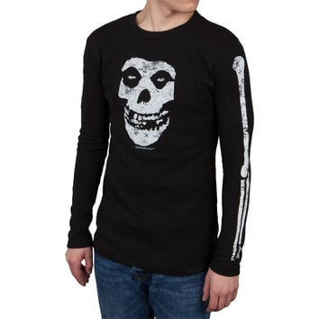 Misfits - Skull Logo Thermal