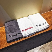 Supreme Sports Towel Yoga Running Soft Wash Cloth (75*35cm)