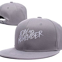 DEBANG A Day To Remember Band Logo Cap Embroidery Snapback Hat