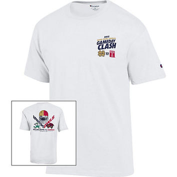 A1536J Notre Dame vs Temple Gameday T-Shirt