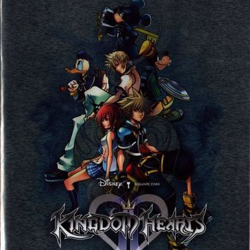 Kingdom Hearts 2 for the Playstation 2