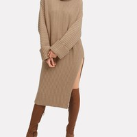 Mae Oversized Sweater Dress