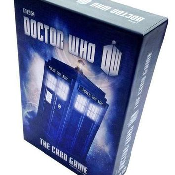 Doctor Who The Card Game 2009