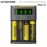 Nitcore i4 18650 (Plus many more) Battery Charger