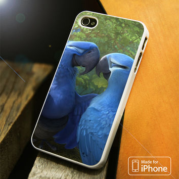 Rio 2 Blu and Jewel iPhone 4 5 5C SE 6 Plus Case