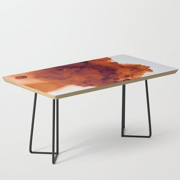 Svadhishthana (Sacral Chakra) Coffee Table by duckyb