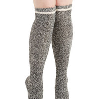 ModCloth As Good as Knit Gets Socks