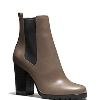COACH Odelle Gored High Heel Bootie