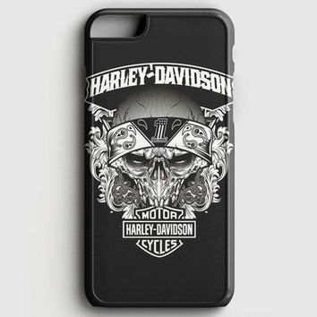 Harley Davidson Eagle Burn iPhone 6 Plus/6S Plus Case