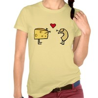 Cute Macaroni & Cheese T-shirt