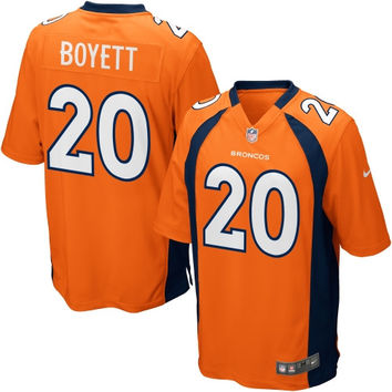 Nike Youth Denver Broncos John Boyett Team Color Game Jersey - http://www.shareasale.com/m-pr.cfm?merchantID=29080&userID=1042934&productID=549284485