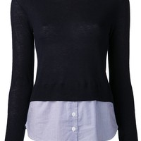 Band Of Outsiders Tall Sweater