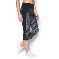 Under Armour Women's UA Fly-By Printed Run Capri