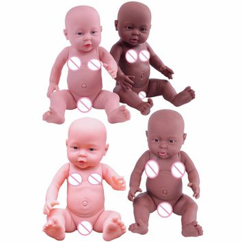 41 cm Baby Simulation Doll Soft Children Reborn Baby Doll Toy Newborn Boy Girl Birthday Gift Emulated Dolls Children Gift Doll