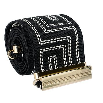 Versace Multi-Color Women's Waist Belt US 2XL IT 100;