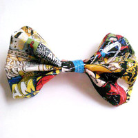 The Avengers Bowtie- Clip On